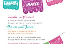 CoCo's baby shower / by Brandi Gibbs
