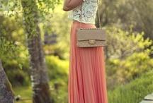 Spring/Summer / by Sandrea Balde