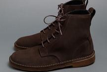Footwear / by Peter Benedicto