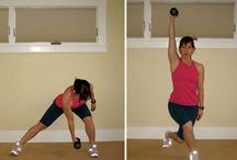 Workouts & inspiration  / by Jessica Lynn