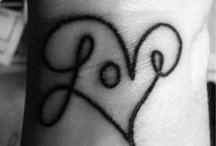 tattoo love / by Hilary Prall