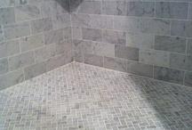 Bathroom remodel / by Ashley Metts