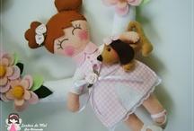 °°Boneca/Doll/Muñeca/Bambola/Poupée... / by Dio Miranda