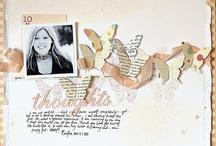 Scrapbooking / by Tasha Roe