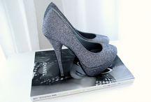Grey Shoes / by MariKamo Design