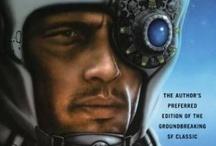 books Cyberpunk/scientific / by Jon M Cole