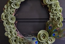 Wreaths / by Stacy Vonk