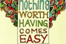 Words of Inspiration / by Elizabeth Breeden Gandy