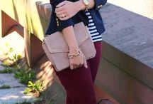 Fall Fashion / by Naicy Reyes