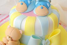 Baby Shower Cakes / by Ivelisse Albino