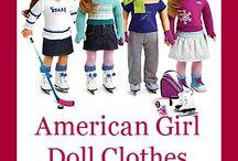 Dolls / by Rebecca Powell