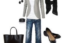 Cozy Casual / by Jaime S