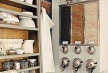 Kitchen Displays / by Frances Barnum