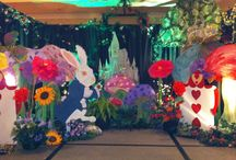 Alice in wonderland party / by Coco Johnson