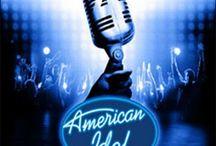 AMERICAN IDOLS WINNERS AND MAKE IT! / by Sandra Coy