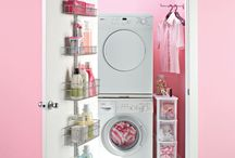 The Organized Laundry Room / by The Container Store