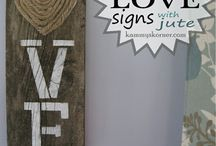 Signs / by Megan Lawhon