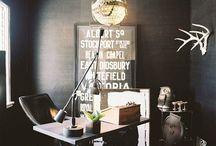 Home Office / by Freddy Valderrama