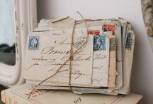 Letter Writing / by Denise LeCroy
