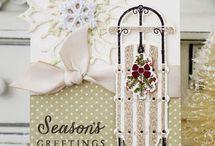 Cricut - Joys of the Season / by Laurie Job