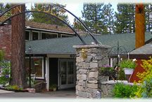 Avalon Lodge / More about our cute cozy lodge in South Lake Tahoe!  Close to the Lakeside Beach and Heavenly Gondola, the Avalon Lodge is the perfect base for your vacation! / by Avalon Lodge