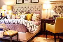 Lovely Bedrooms / by Leda Lodin