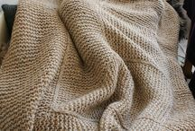 Afghans / Blankets / by Renee Bernard-Finsel