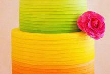 Neon Wedding Inspiration / by Shine Wedding Invitations