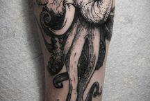 Tattoos / by CJ Hilliard