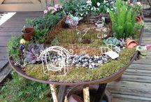 Fairy Gardens / by Kathy Carey