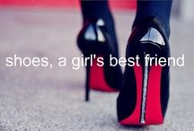 A girl should be two things:classy and fabulous / by Melissa Cheek