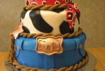 Birthday - Cowboy/Cowgirl/Farm Festivities / by Nana Glasgow