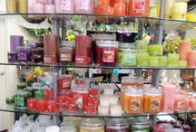 Candles, Home Fragrance and Body & Body / by Rickey Heroman
