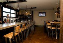 Interior Bar Ideas / by Melissa Gengler