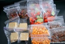 School Snacks/Lunches / by Lynley Moye