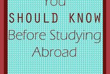 Taylor Study Abroad! / by Teresa Storrer