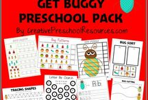 Printables / by Sheryl @ Teaching 2 and 3 Year Olds