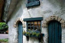 cob houses / by Nemika Ebesek