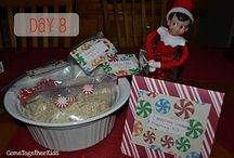 Elf on the Shelf / Tons of ideas for your Elf! / by Tammy McNair