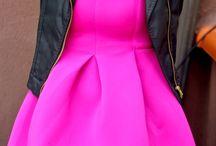 Pink / by Dani Faulkner