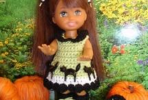 Kelly Doll Clothes / by Pam Flynn