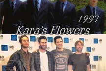 {love Maroon5} / Jesse Carmichael. Ryan Dusick. Matt Flynn. Adam Levine. Mickey Madden. PJ Morton. James Valentine. Sam Farrar.  / by Katie Davis