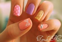 Pretty Nails / by Dana Marie