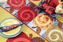 Quilting runners &Placemats / by Sue Agre