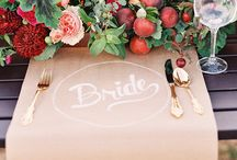 Wedding Inspirations / Wedding stuff that inspires us / by The LightShapers Studio