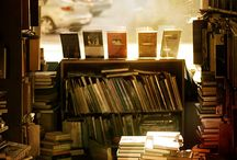 shop | bookstores / by Dorothy Lei