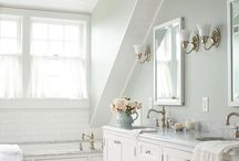 Bathroom loveliness  / by Sue Leishman