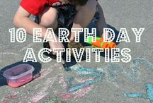 Earth day / by Bridget Dunn