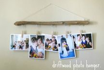 photo frames & displays / by Mary Clark Guillory