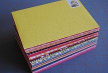 Cards & Envelopes / by Rachel Andrews